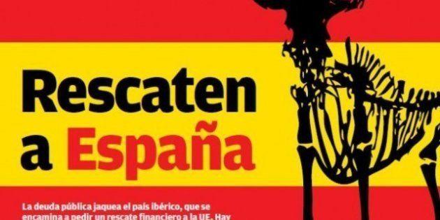 España a toda página: La crisis en las portadas de los medios internacionales