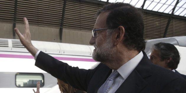 Rajoy anuncia la venta de 250.000 billetes de AVE a 25 euros cada