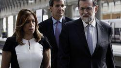 Rajoy celebra las bodas de plata del AVE con el anuncio de nuevas inversiones entre Sevilla y