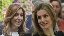 La curiosa coincidencia de Susana Díaz y la reina