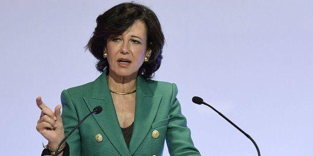 Ana Botín, presidenta de Banco