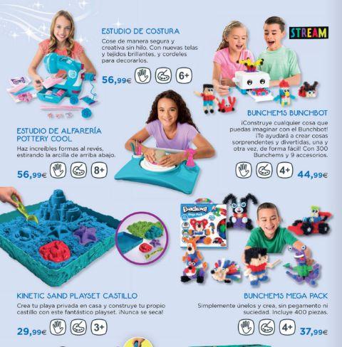 El catálogo de juguetes sexista del Hipercor denunciado por Leticia Dolera en