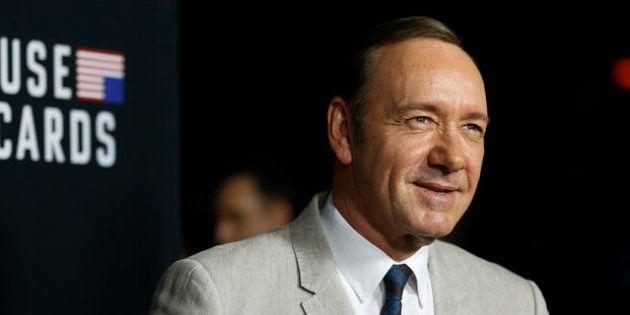 Una expresentadora de televisión acusa a Kevin Spacey de abusar de su hijo cuando éste tenía 18
