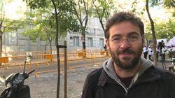 """Dante Fachin: """"No he hablado con Pablo Iglesias después de mi"""