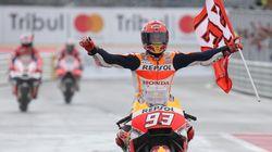 Marc Márquez reconoce que si gana su cuarto Mundial de Moto GP no sabe si tomará la bandera de
