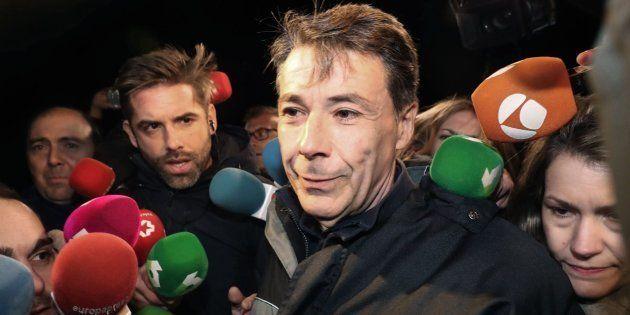 Incautados los 4,6 millones que Ignacio González escondió en