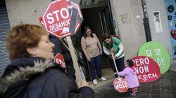 Una juez frena un desahucio por cláusulas abusivas y condena a Bankia a pagar las