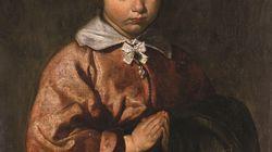 El Gobierno prohíbe que salga del país el cuadro de Velázquez 'Retrato de niña' que se subastará este