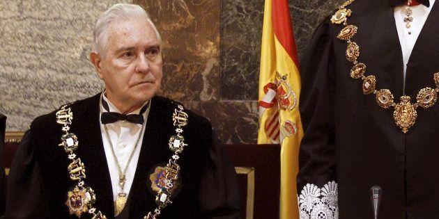 Muere Carlos Dívar, expresidente del Tribunal Supremo, a los 75