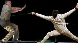 Montajes de la caída del rey: cuando Photoshop se mezcla con las olimpiadas