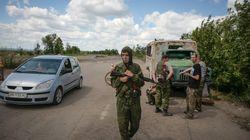 Muere un observador de la OSCE en una explosión al paso de su convoy en Lugansk