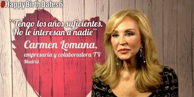 Carmen Lomana encuentra el amor en 'First