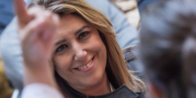 El tuit de Susana Díaz a Chiquito de la Calzada que se le ha vuelto en