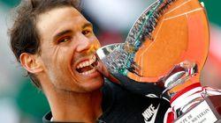 ¡Grande!: Rafa Nadal logra el primer '10' ante Albert Ramos en