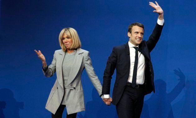 Macron y su