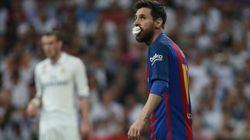 La escalofriante foto de Messi tras el codazo de Marcelo que está dando la vuelta al