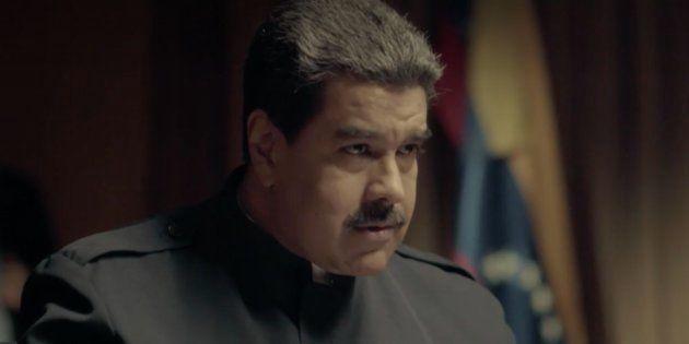 Maduro reconoce que no está