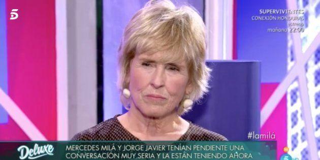 El gran error de Jorge Javier Vázquez en 'Gran Hermano', según Mercedes