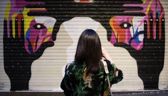 Las calles del centro de Madrid se convierten en un museo al aire