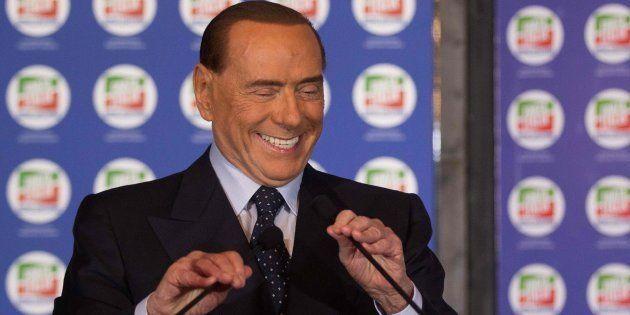Imagen de archivo del ex primer ministro italiano Silvio