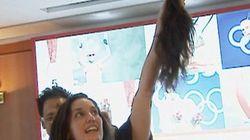 Las sirenas españolas se cortan la coleta para la prueba final