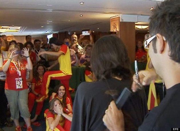 Equipo de sincronizada: corte de pelo de las sirenas españolas para la prueba final