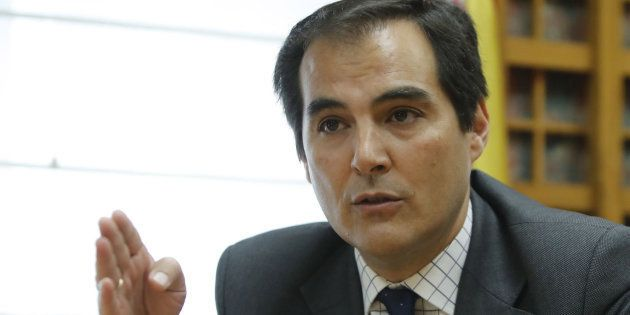 El secretario de Estado de Seguridad dice que nunca habría recibido a Pablo González de saber su implicación...