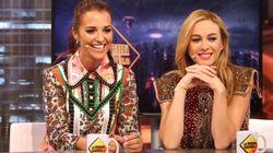 El descacharrante homenaje de Paula Echevarría y Marta Hazas a 'Sonia y Selena' en