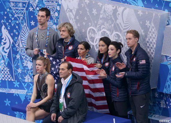 Sochi 2014: Ashley Wagner, patinadora de EEUU, enfadada con el jurado (FOTOS,