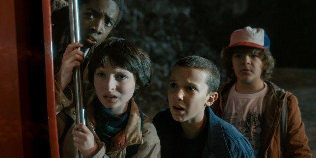 Uno de los niños de 'Stranger Things' iba a morir al final de la primera
