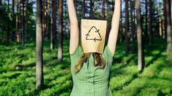Felicítate por los datos de reciclaje en