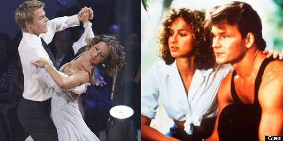 Baile de 'Dirty Dancing': 'gifs' que resumen la película en su 25 aniversario (FOTOS,
