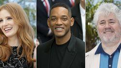 Jessica Chastain y Will Smith acompañarán a Almodóvar como jurado de