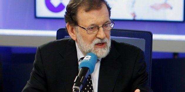Rajoy, sobre el 21D: