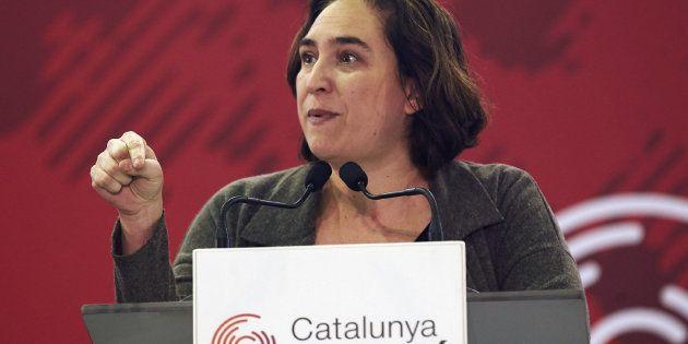 La dura crítica de Colau contra Pedro Sánchez por su papel en Cataluña: