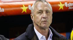 El precioso gesto con el que el Ajax ha homenajeado a Cruyff el día de su
