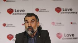 Jordi Cuixart (Òmnium Cultural) renuncia a concurrir en las elecciones del