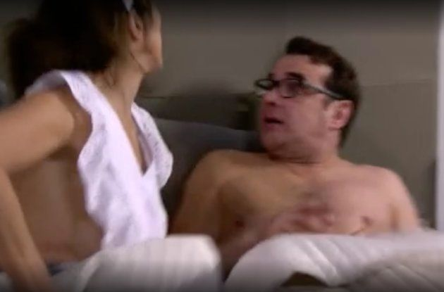 El desnudo ¿sugerente? de Paz Padilla en 'La que se