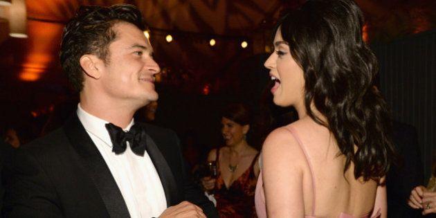 Orlando Bloom y Katy Perry rompen su relación tras un