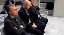 Granados se enfrenta al primer juicio de la Púnica en la Audiencia