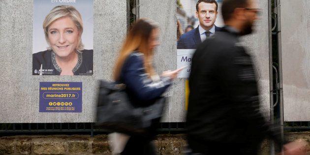 Después de una campaña tan rara, la segunda vuelta en Francia también será