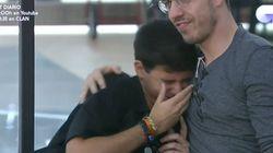 La emocionante reacción de Alfred tras ver su actuación junto a Amaia en 'Operación