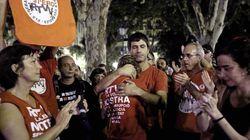 La radiotelevisión valenciana aprueba su ERE y echará a 1.198 trabajadores (VÍDEOS,