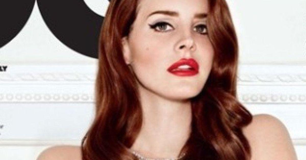 Lana Del Rey Desnuda En La Portada Del Gq Británico Recuerda Su