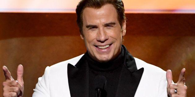 Un masajista de 21 años acusó a John Travolta de acoso sexual en