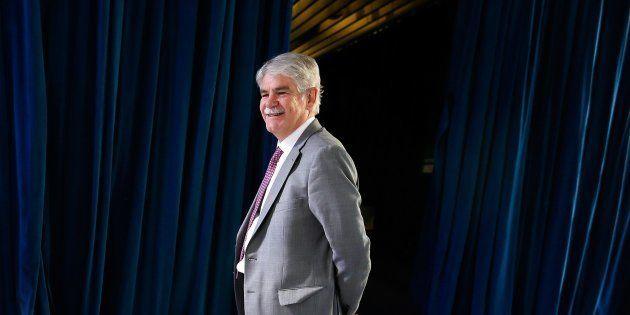 Alfonso Dastis, ministro de Asuntos
