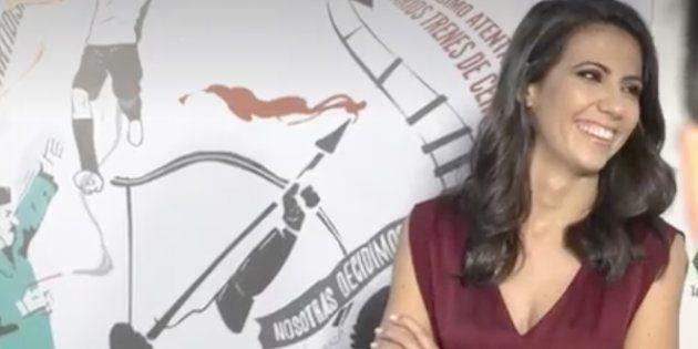 El 'zasca' de Ana Pastor a un tuitero que intentó trolearla a cuenta de su nuevo