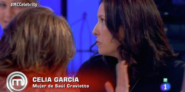 Eva González pide perdón a la mujer de Saúl Craviotto por besar a su