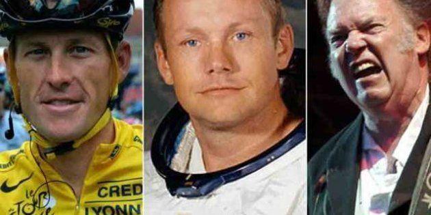 Muerte de Neil Armstrong: ¿Lance Armstrong? ¿Neil Young? ¿Quién se murió? (FOTOS,