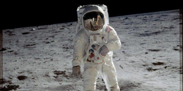Y el hombre llegó a la Luna (FOTOS,